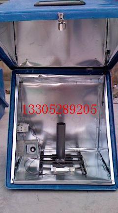 电加热玻璃钢仪表保温箱